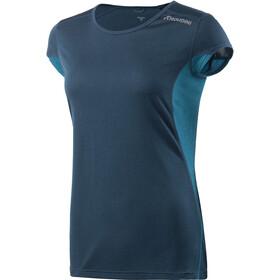 Houdini Swifty T-shirt Femme, tide blue/hulls blue